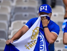 Cruzeiro, manual de una temporada para el olvido. EFE