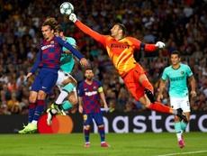 Inter - Barcelona: onzes iniciais confirmados. EFE