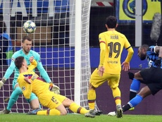 Il Barcellona elimina l'Inter. EFE