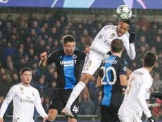 El Madrid cerró la fase de grupos con un triunfo. EFE