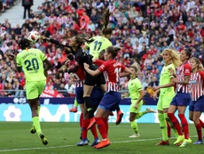 Participarán la Real Sociedad, el Atlético de Madrid, el Barcelona y el Levante. EFE