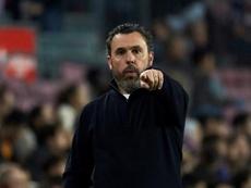 Sergio González ve complicado que se pueda volver a jugar. EFE