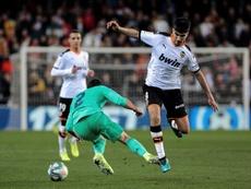 El Atlético de Madrid se une a la carrera por Soler. EFE