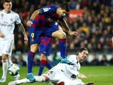 El paupérrimo dato goleador que sonroja a los grandes de la Liga. EFE/ Enric Fontcuberta.
