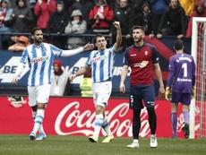 La Real Sociedad se impuso en un partido de locos. EFE