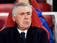 Ancelotti says Liverpool v Atletico should not have gone ahead. EFE