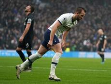 Kane se mantiene en la agenda del Madrid, pero en el segundo puesto. EFE