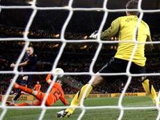 Sudáfrica fue donde España ganó el Mundial. EFE
