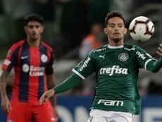 Gustavo Scarpa desperta o interese de dois clubes espanhóis. EFE/Fernando Bizerra Jr/Arquivo
