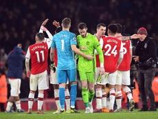 Arsenal alla ricerca di un portiere. EFE