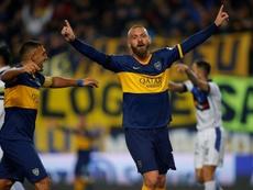De Rossi weighs in on Messi debate. EFE