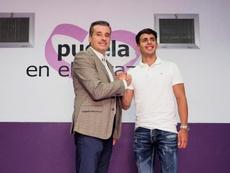 Miguel Ángel Gómez contó novedades. EFE