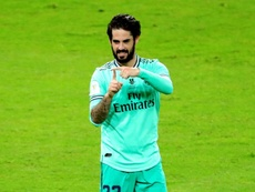 Isco is keen to show his worth. EFE