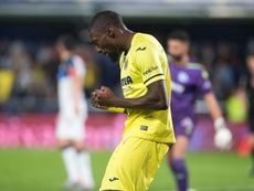 Aulas confirmó que pidió al Villarreal que aumente el plazo para ejecutar la opción de compra. EFE