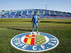 Al jugador nigeriano no le dejan volver de su país. EFE