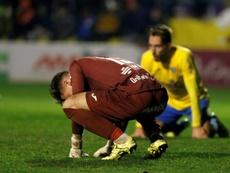 El Villarreal rompió el cántaro. EFE