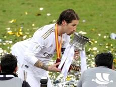 Sergio Ramos conquistou 25 títulos. EFE/Juanjo Martín