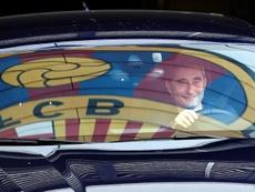 Suena Valverde para suplir a Villas-Boas en Marsella. EFE