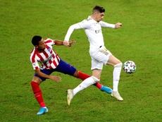 Fede Valverde, le nouveau Pogba du Real Madrid. EFE