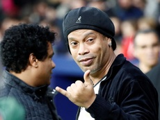 Ronaldinho will return to Barcelona. EFE