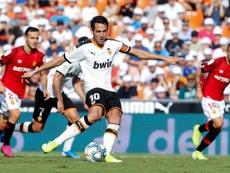 El Valencia regalará a Parejo al Villarreal y venderá a Coquelin por ocho millones. EFE/Archivo