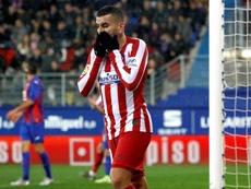 Correa es el líder en la sombra de este Atleti. EFE/ Javier Etxezarreta