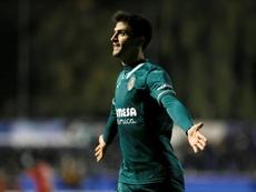 Luis Enrique busca delanteros y en el Atleti-Villarreal se miden varios de sus favoritos. EFE
