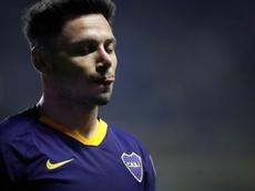 Zárate salió al paso de los rumores. EFE/ Juan Ignacio Roncoroni/Archivo