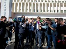 La justicia aparta a los Al-Thani del Málaga. EFE/Archivo