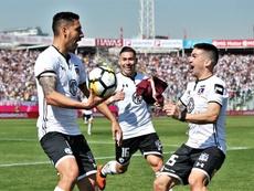 Colo Colo, campeón. EFE