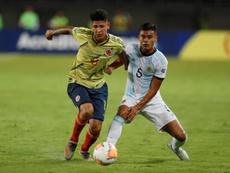 El XI juvenil de la Superliga Argentina con más futuro. EFE/Archivo