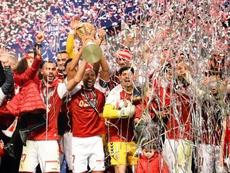 El Sporting de Braga, campeón de la Copa de la Liga. EFE