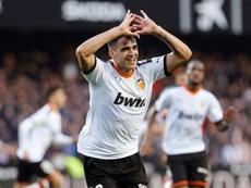 Acumula nos onze jogos já disputados seis vitórias e cinco empates. EFE/Miguel Ángel Polo
