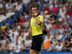 Estrada Fernández se postula para la final de Copa del Rey. EFE/Archivo