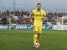 Alcacer marque dès son premier match pour son retour en Liga. EFE