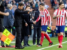 Spanish clubs could be allowed to make five substitutes per match. EFE