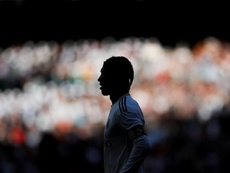 Sergio Ramos cumple 34 años. EFE/Archivo