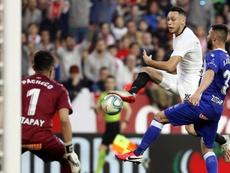 Fernando es feliz en el Sevilla. EFE