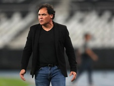 Celso Ayala es el nuevo entrenador de River Plate. EFE