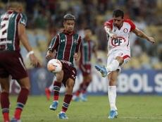 Fluminense podría bajarse el sueldo. EFE