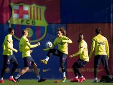 Vidal, novidade entre os convocados. EFE/ Enric Fontcuberta