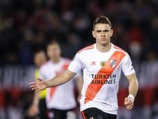 Borré rechazó al Atlético para quedarse en River. EFE