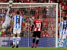 'Marca': la final de Copa entre Athletic y Real, el 4 de abril. EFE