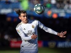 Bale no entiende por qué le pita el madridismo. EFE