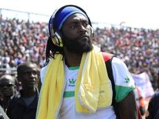 Adebayor jugó en los dos clubes. EFE/Archivo