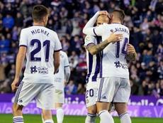El Valladolid visita Granada sin sus dos últimos fichajes. EFE