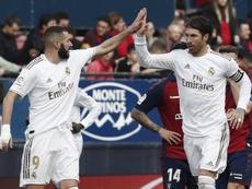 Alineaciones probables de la Jornada 25 de la Liga Santander. EFE
