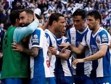 Espanyol y Wolves, con un ojo en Europa y el otro en Liga. EFE/Archivo