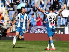 Marc Roca could leave Espanyol soon. EFE