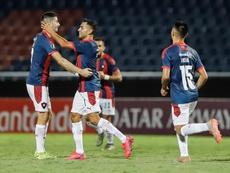 Cinco futbolistas de Cerro Porteño, afectados por el dengue. EFE/Nathalia Aguilar